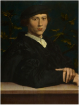 Hans Holbein the younger, Dierich Born,  1533