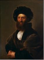 Portrait of Baldassare Castiglione (1630) Peter Paul Rubens The Courtauld Gallery, London