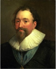 Portrait of William Herbert (1625) Daniel Mytens Private Collection